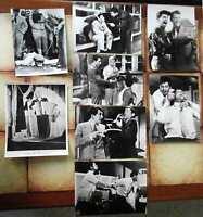 3 Original Pressefotos JERRY LEWIS / DEAN MARTIN s/w