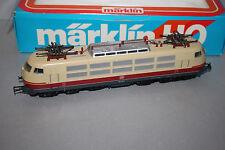 Märklin 3054 Elok Baureihe 103 113-7 DB Spur H0 OVP