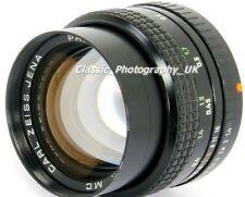 Carl ZEISS Jena Prakticar / PANCOLAR 1:1.4 f=50mm Lens - Praktica PB + Canon EOS