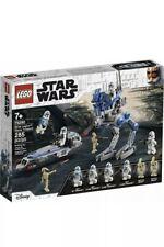 Lego Star Wars 501st Legion Clone Troopers Battle Pack Sealed BNIB