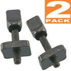 Tool-Free Fin Screw - 2 Pack