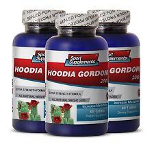 Fat Burner Belt - Hoodia Gordonii 2000mg - Ultimate Slimming - Diet Capsule 3B