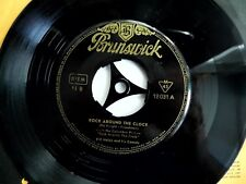 Bill Haley and His Comets Rock Around The Clock ABC Boogie 7'' 1954