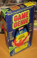 Rare NEW Nintendo NES Italian Galoob Kids Electronic Game Genie NIB complete