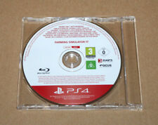Farming Simulator 17 Promo Not for Sale Game Press Version Playstation 4 PS4