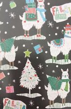 Christmas Lama Blanket, Plush Throw, Fleece Blanket 50 X 60� Super Soft