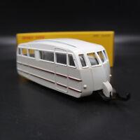 1:43 Atlas Dinky Toys 811 DAN TOYS Caravane Henon Avec Glaces Diecast Car Models