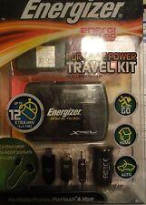 Energizer Xp2000K Portable Power Travel Charging Kit