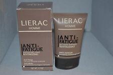 LIERAC HOMME ANTI-FATICA rivitalizzante Idratante Gel Crema - 50 ML IN SCATOLA!