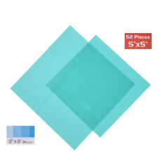 1 Kit Dental Rubber Dam Sheet Pure Latex Dura Dam 52 Pcs 55 Small Size