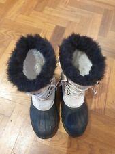 Mountain warehouse snow boots size 4