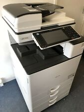 Ricoh MPC2503 Colour Copier Printer Scanner. FREE Delivery/Install (Total 168k)