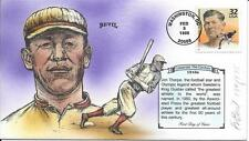 BEVIL HP CTC 1910's JIM THORPE  BASEBALL FOOTBALL OLYMPICS  Sc 3183g