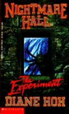 The Experiment (Nightmare Hall No. 8) by Hoh, Diane