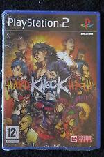 PS2 : HARD KNOCK HIGH - Nuovo, risigillato ! Diventa il più tosto del quartiere!