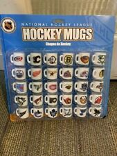 NEW NHL Teams Mini Mug Cup Logo Vending Machine Collection Set of 30