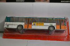 miniature bus heulliez ratp hachette 1/43-C29