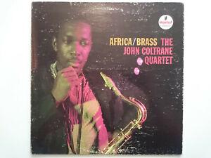 THE JOHN COLTRANE QUARTET AFRICA / BASS IMPULSE ! IMPL 8015 CONTEMPORARY JAZZ
