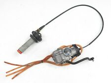2006-2008 KTM 125 SX OEM Keihin PWK 39mm Carburetor (Carb Stock 125SX '06 07 08)