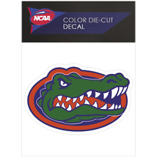 Florida Gators Logo NCAA Die Cut Vinyl Car Sticker Bumper Window