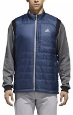 Adidas Golf Mens Climaheat Frostguard Primaloft Full Zip Insulated Jacket $180 M