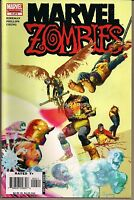 MARVEL ZOMBIES #4 MAY 2006 FIRST PRINT SILVER AGE X-MEN #1 ART SUYDAM COVER NM-