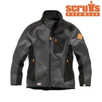 SCRUFFS CLASSIC TECH SOFTSHELL PRO WORK JACKET COAT SMALL & XXL