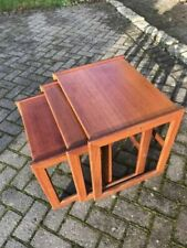 Nesting Table Antique Tables