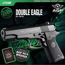 Academy Korea Full Size Airsoft Pistol BB Replica Hand Toy Gun Colt Double Eagle