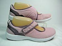 """Vionic Womens Shoes Size 8 Mary Janes """"Sonnet"""" Single Strap Lavender #JS"""