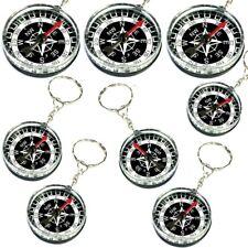 German Trendseller® - 12 x Kompass Pirat | NEU | Schatzsuche | Kindergeburtstag