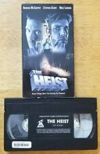 The Heist (1997) - VHS Tape Movie - Action -Andrew McCarthy - Cynthia Geary-RARE