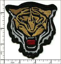 """20 Pcs Embroidered Iron on patches Tiger Head 3.35""""x3.66""""  AP053aE"""