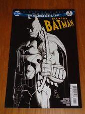 BATMAN ALL STAR #1 DC UNIVERSE REBIRTH DIRECTORS CUT VF (8.0)