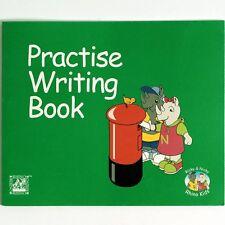Rhino écriture cursive Apprendre à écrivez pratique écrire Livre 21 pages A4