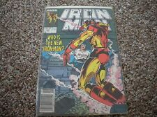 Invincible Iron Man #231 (June 1987) Marvel Comics