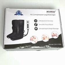Cincom Air Compression Therapy Device Leg Calf Massager Circulation CM-018A NIB