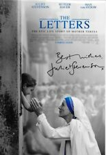 THE LETTERS - personally signed 12x8 - JULIET STEVENSON as Mother Teresa