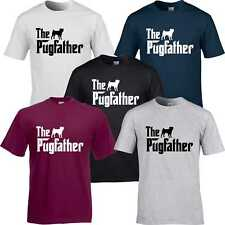 the Pug father dog  t shirt