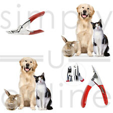 Pet Nail Clippers Cutter for Dogs Cats Birds Guinea Pig Animal Claws Scissor Cut