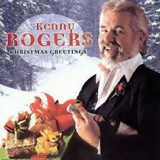 KENNY ROGERS - Christmas Greetings CD *NEW*