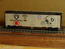 OAKLAND RAIDERS  MANTUA SUPER BOWL EXPRESS HO 1996