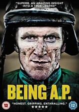 Being A.p. McCoy DVD 2015 Horse Racing Region 2