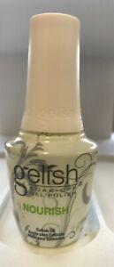 BRAND NEW GELISH Cuticle Oil Bottle- Nourish