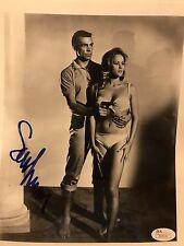 007 Dr. No Sean Connery As James Bond Original Signed Autograph Photo 8by10 JSA