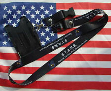 RESIDENT EVIL STARS LANYARD NECK STRAP DOUBLE SIDED ID HOLDER CARD HOLDER CLIP