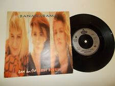 LOVE IN THE FIRST DEGREE - BANANARAMA  **FREE P&P**