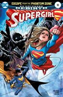 Supergirl #10 DC Comic 1st Print REBIRTH  COVER A ORLANDO