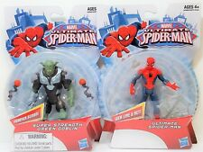 Hasbro Ultimate Spider-Man 4 inch figure - Super Strength Green Goblin