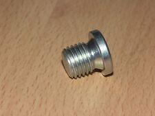 Sensor Port Blanking Plug Bolt Metric M10 x 1.0mm Hex Socket Head